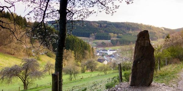 Augenstein Rotmilan-Höhenweg Diedenshausen