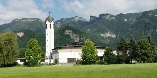 Pfarrvikariatskirche Heiliger Konrad 4
