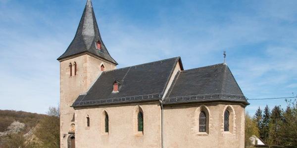 Beachtenswerte Wegepunkte: St. Margareta in Blasweiler (13. Jahrhundert); …