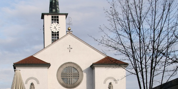 Katholische Pfarrkriche Heilige Peter und Paul 2