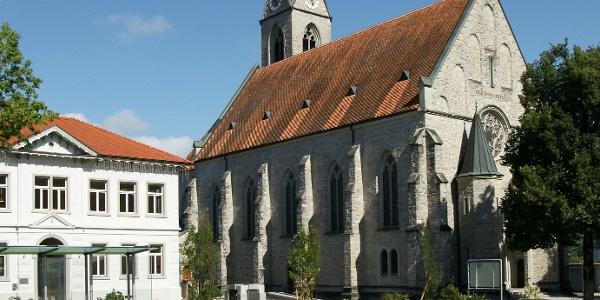 Katholische Pfarrkirche Heiliger Sebastian