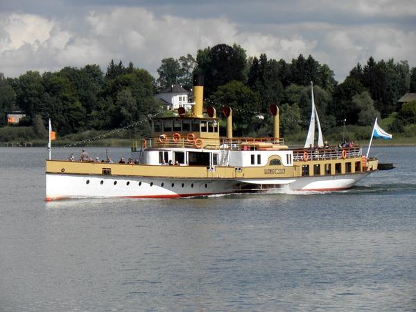 Chiemsee-Schifffahrt