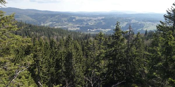 Blick vom Hohlstein