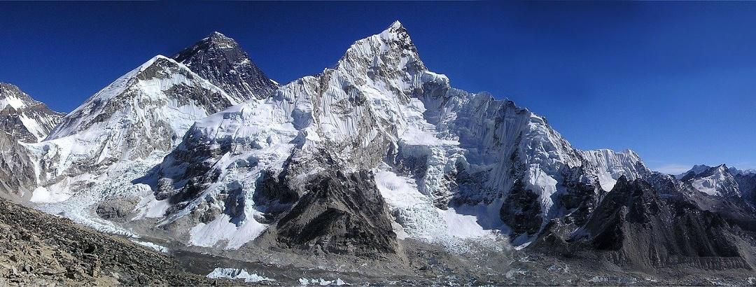Mount Everest, Himalaya