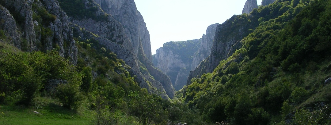 Cheile Turzii, Romanian Western Carpathians (Apuseni)
