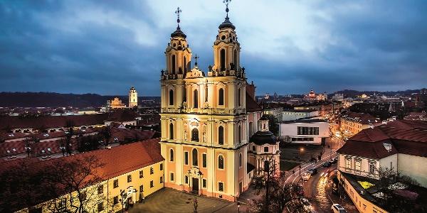 Church of St. Catherine in Vilnius