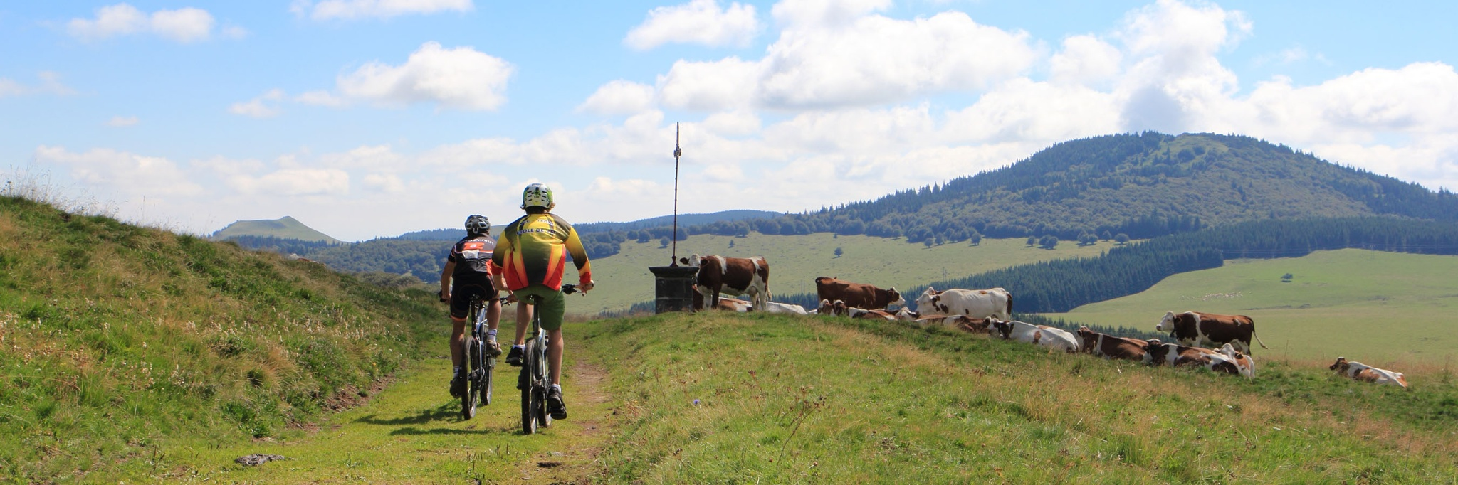 Mountain Biking Trails In Puy De Dôme Travel Guide Outdooractive Com