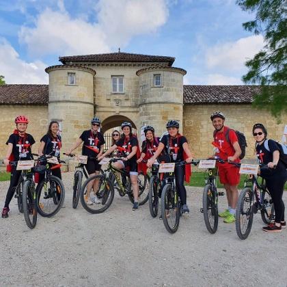 La Médocaine VTT, événement incontournable en Gironde