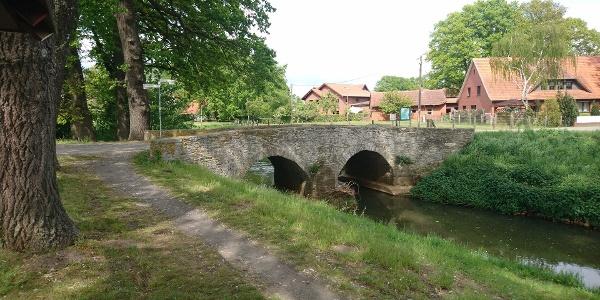 TT Streithorst - Alte Römerbrücke über die Hunte