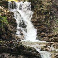 Wasserfall bei Bad Feilnbach