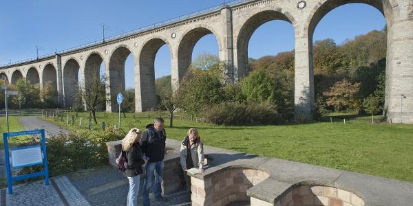 Vista Point Altenbeken Groer Eisenbahnviadukt