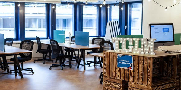 Coworking Space / TGIM Eventspace