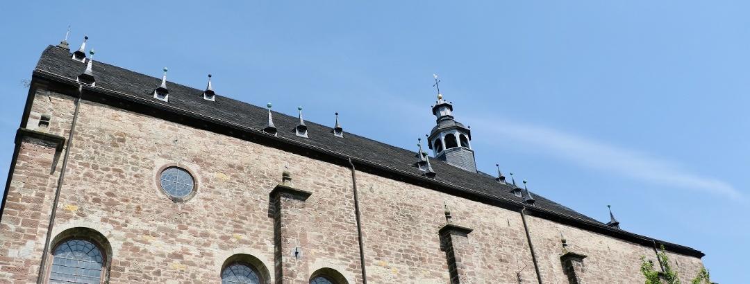 Klosterkirche in Lamspringe