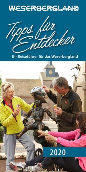 Tipps für Entdecker - der Reiseführer für das Weserbergland