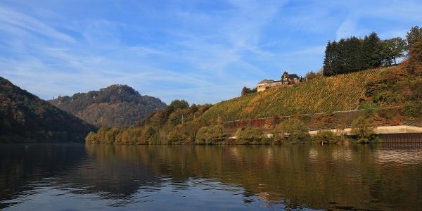Die Saar bei Serrig