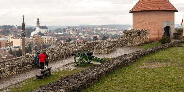 Castle of Eger