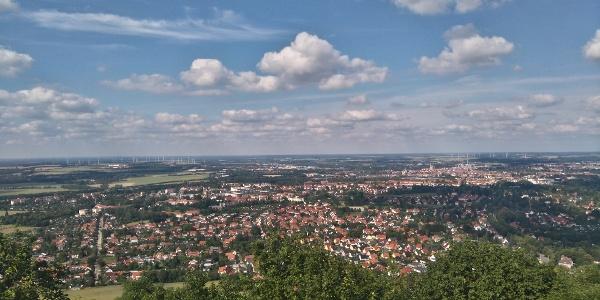 Görlitz - Blick von der Landeskrone