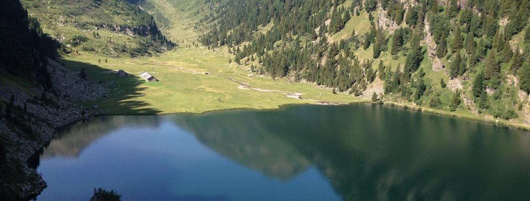 Lagorai Lake
