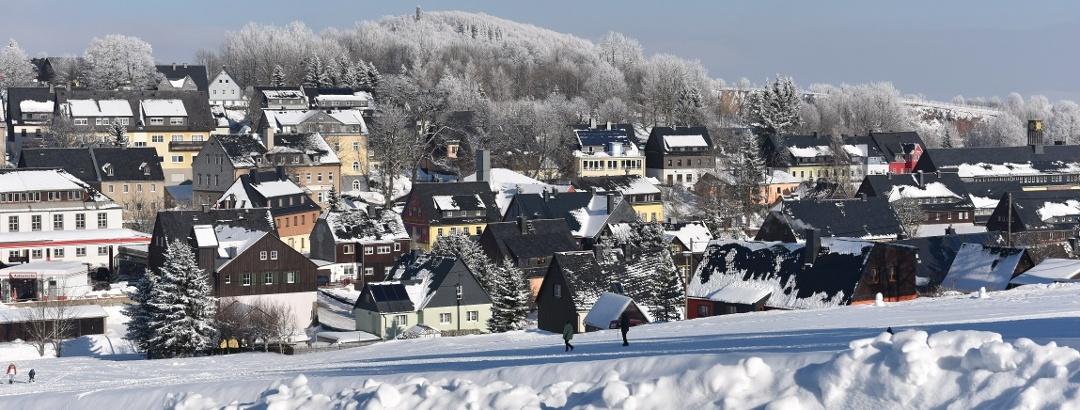 Altenberg im Winter