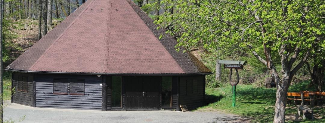 Hickengrundhütte Niederdresselndorf