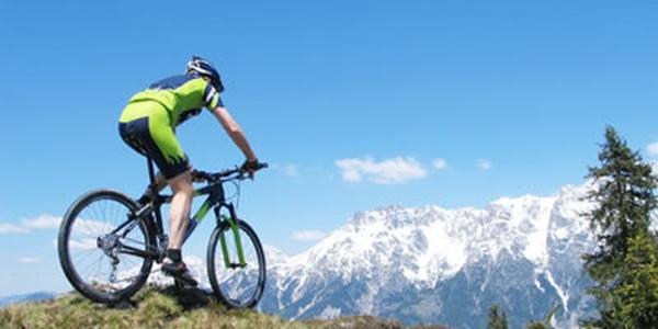 Mountainbiken Neubachtalrunde
