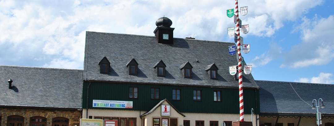 Tourist Information Altenberg