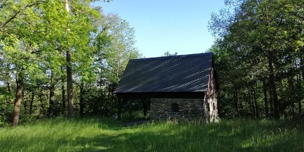 Schutzhütte in Göswein