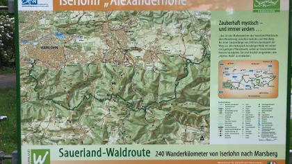 Startpunkt Alexanderhöhe