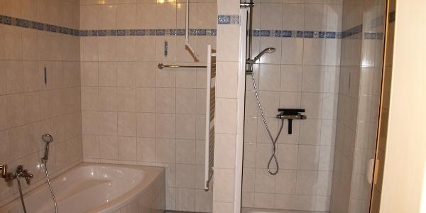 Badezimmer FeWo Rathke