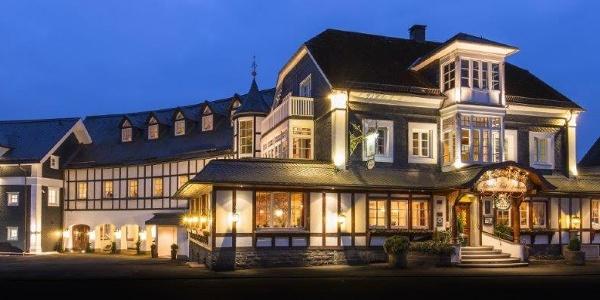 Lahntal Hotel Außenansicht