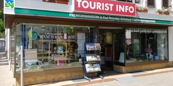 Touristinfo Bad Petertal