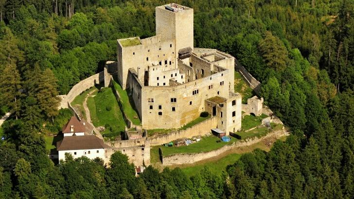 Die Burg Landštejn