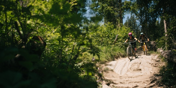 pinkbike Trail Shooting