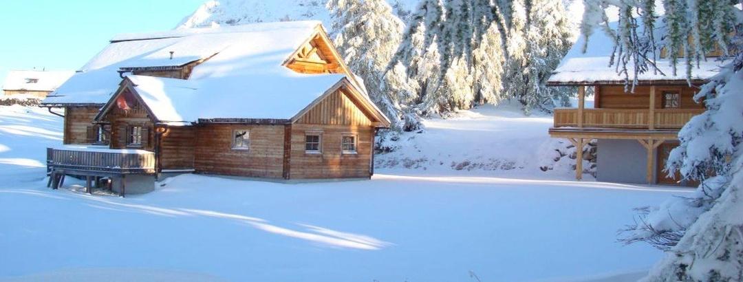 Thomahofhütte, Außenansicht