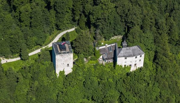 Thierberg Kapelle und Aussichtsturm