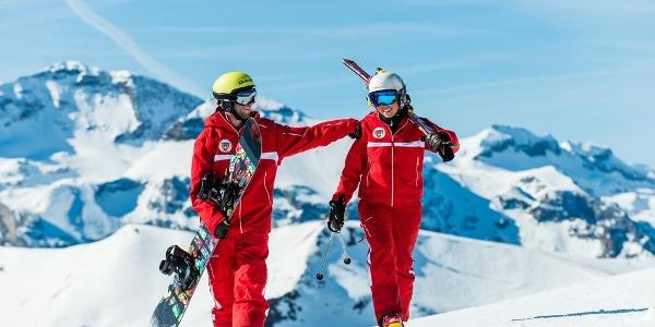 Ski- und Snowboardschule Adelboden