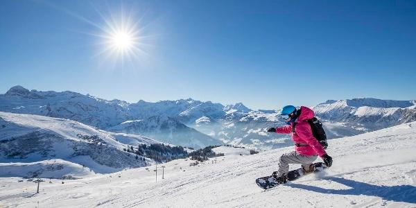 Offizielle Snowboardschule