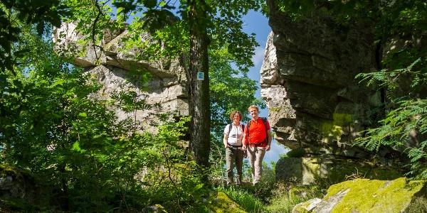 Traumschleife Kirschweiler Festung