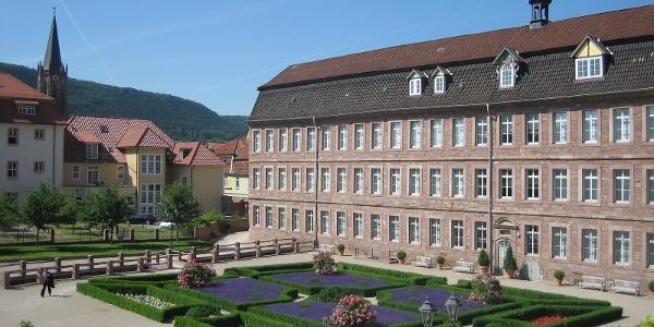 Barrockgarten in Heibad Heiligenstadt