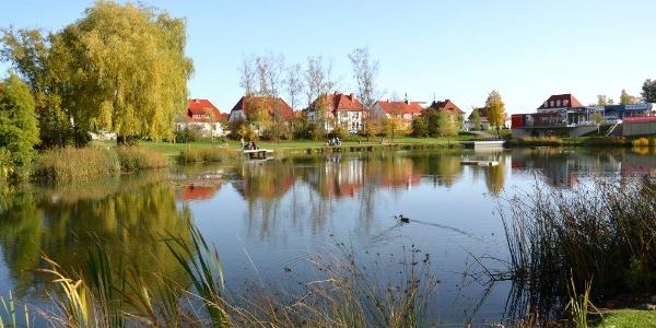Märten´s Teich in Leinefelde