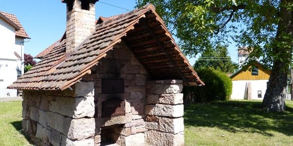 Backhäusle in Altburg