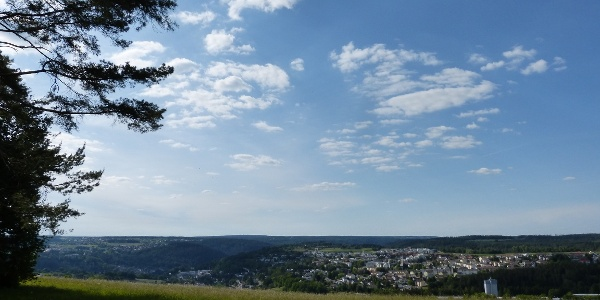 Ausblick vom Galgenberg