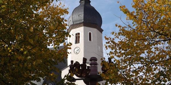 Stadtkirche Olbernhau