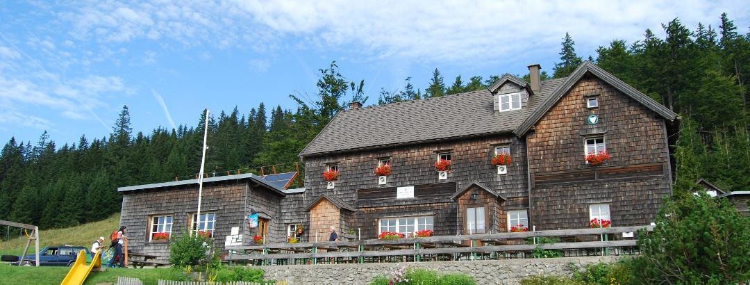 Unterberg Schutzhaus