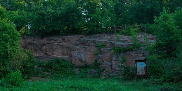 Köcsi-tói kőfejtő