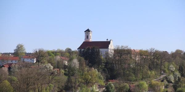 Kloster und Kirche St. Matthäus in Asbach
