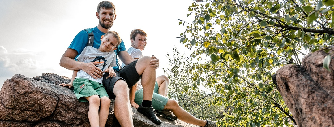 2019.08 - Kahleberg, Wildpark Geising, Georgenfelder Hochmoor und Lugsteine
