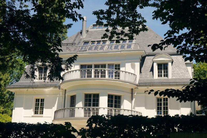 Rekonstruktion der Thomas Mann Villa