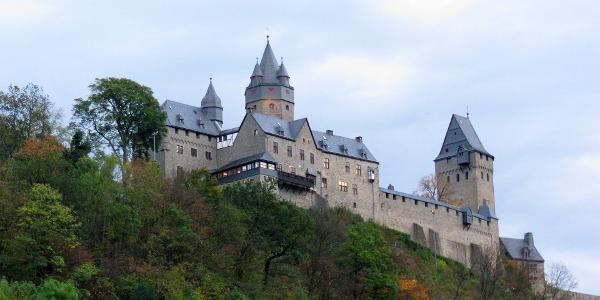 Burg Altena - zugleich älteste Jugendherberge der Welt