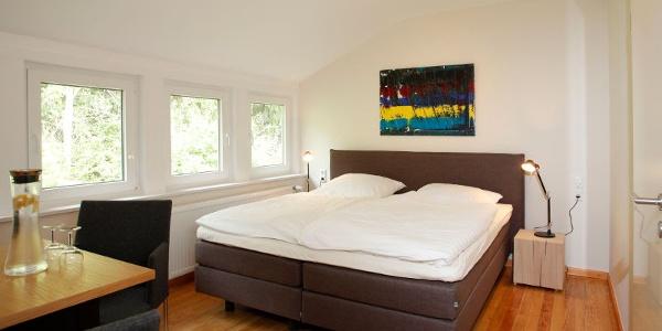 Doppelzimmer Hotel Schlafschön